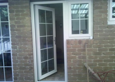 Nu-Eco Double Glazed uPVC Windows and Doors