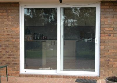 Nu-Eco Double glazed uPVC sliding Door